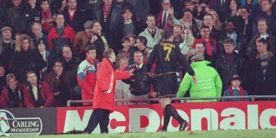 Quando Eric Cantona picchiò un tifoso