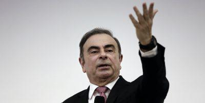 Il Libano ha vietato a Carlos Ghosn di lasciare il paese
