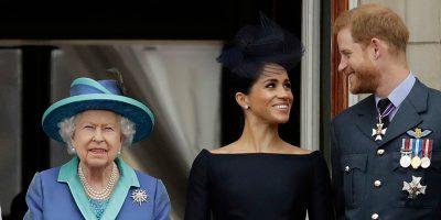 Il comunicato della regina Elisabetta sulla questione del principe Harry e di Meghan Markle