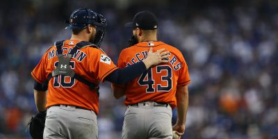 La Major League Baseball ha stabilito che gli Houston Astros del 2017 vinsero imbrogliando