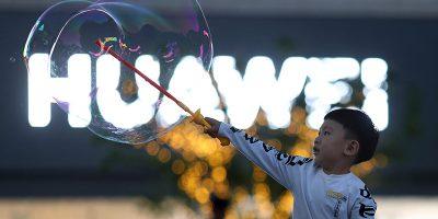 Huawei ha superato Apple sugli smartphone