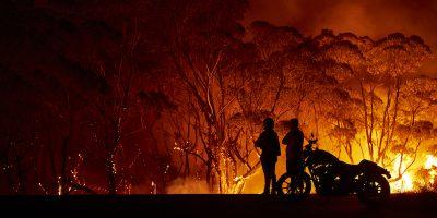 Tre vigili del fuoco statunitensi sono morti in un incidente aereo a sud di Canberra, in Australia