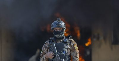 A Baghdad è successa una cosa importante