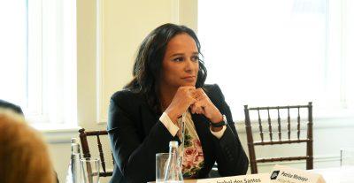 Isabel dos Santos, figlia dell'ex presidente dell'Angola, è stata formalmente accusata dalla procura nazionale