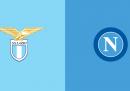 Lazio-Napoli in diretta TV e in streaming
