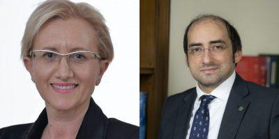 I deputati Michele Nitti e Nadia Aprile hanno lasciato il Movimento 5 Stelle