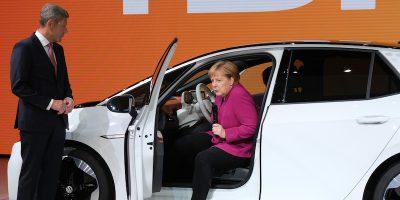 La produzione automobilistica tedesca ha registrato il calo maggiore dal 1996