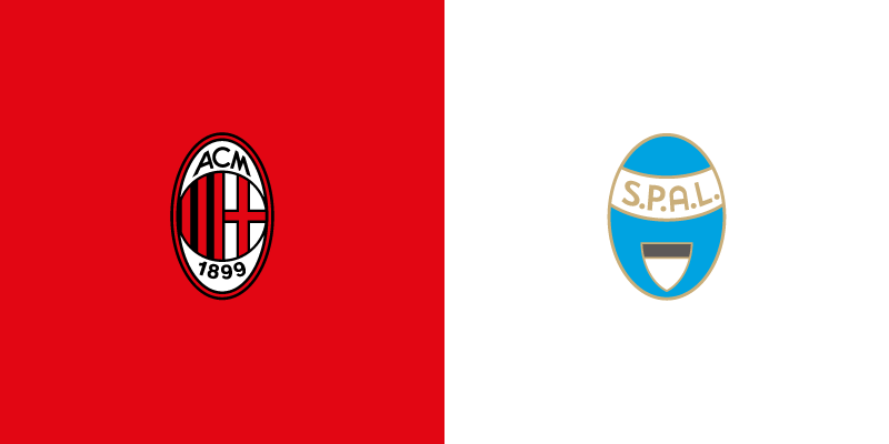 Coppa Italia: Milan-Spal