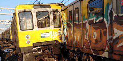 C'è stato un incidente ferroviario sulla linea 1 della metropolitana di Napoli