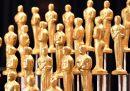 Dieci nuove possibili categorie per gli Oscar