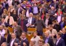 Il video del Parlamento Europeo che canta una canzone scozzese per salutare i parlamentari britannici