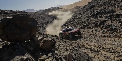 Il Rally Dakar per la prima volta in Asia