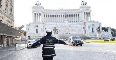 I blocchi alla circolazione delle auto martedì a Roma
