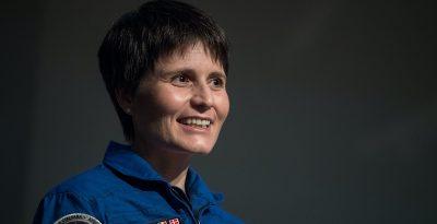 Perché Samantha Cristoforetti ha lasciato l'Aeronautica militare