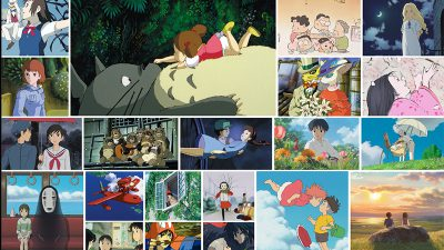 15 film dello Studio Ghibli