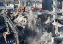 Il numero dei morti nel terremoto in Turchia è salito a 39