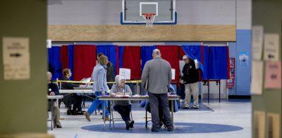 Si sta votando in New Hampshire
