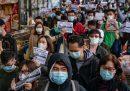 E le proteste di Hong Kong?