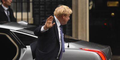 C'è stato un rimpasto nel governo britannico