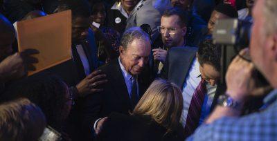 Michael Bloomberg parteciperà al prossimo confronto tv delle primarie dei Democratici statunitensi