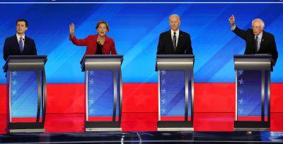 Cosa si sono detti al dibattito dei Democratici
