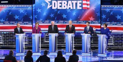 Il nuovo confronto tv tra i Democratici è stato molto acceso