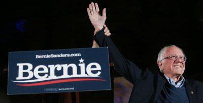 Secondo funzionari dell'intelligence statunitense, il governo russo sta favorendo la candidatura di Bernie Sanders alle primarie dei Democratici