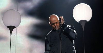 Peter Gabriel ha 70 anni