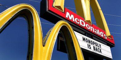 La grande truffa del Monopoly di McDonald's
