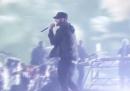 L'esibizione di Eminem alla cerimonia degli Oscar