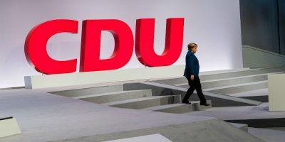 La complicata successione di Angela Merkel