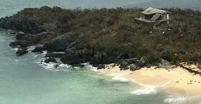 La fortuna dell'isola di Anguilla è il suo nome