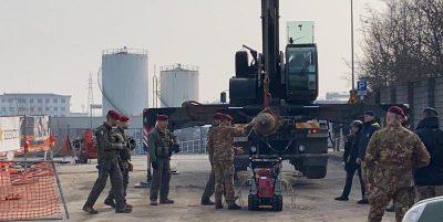 A Venezia si sono concluse le operazioni per il disinnesco di una bomba della Seconda guerra mondiale