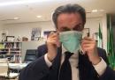 Il presidente della Lombardia Attilio Fontana ha detto che una sua collaboratrice è risultata positiva al coronavirus
