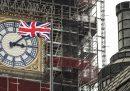Il restauro della torre del Big Ben di Londra costerà 18 milioni di sterline in più del previsto