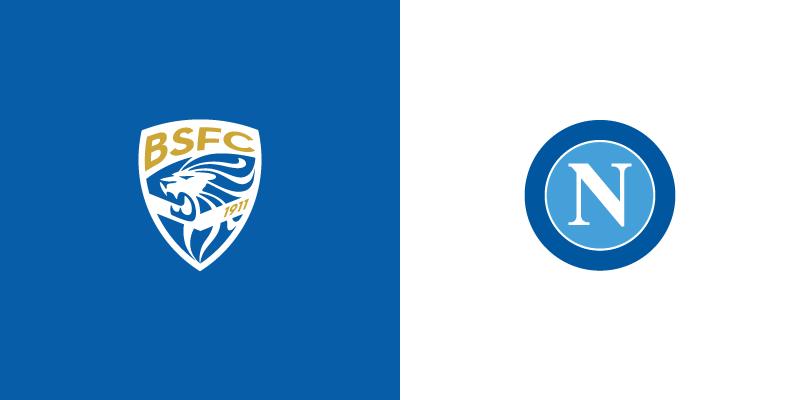 Serie A: Brescia-Napoli