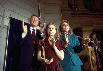 Chelsea Clinton ha 40 anni