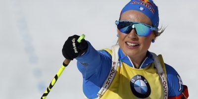 Dorothea Wierer ha vinto l'oro nell'inseguimento ai Mondiali di biathlon di Anterselva