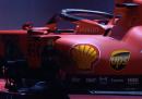 Le immagini della nuova Ferrari SF1000