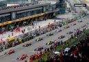 Il Gran Premio della Cina di Formula 1 è stato rinviato per le preoccupazioni legate al nuovo coronavirus