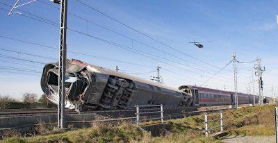 Rete Ferroviaria Italiana è indagata per l'incidente al Frecciarossa a Lodi