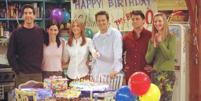 """Ci sarà una puntata speciale di """"Friends"""""""