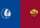 Gent-Roma di Europa League in TV e in streaming