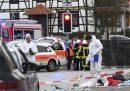Il numero delle persone ferite lunedì a Volkmarsen, in Germania, è salito a 60