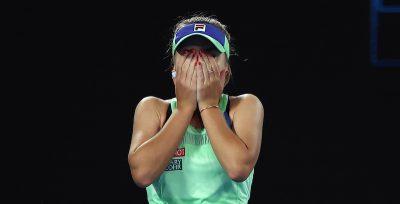 Sofia Kenin ha vinto la finale femminile degli Australian Open