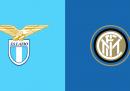 Come seguire Lazio-Inter in diretta tv e in streaming