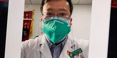 La doppia morte di Li Wenliang
