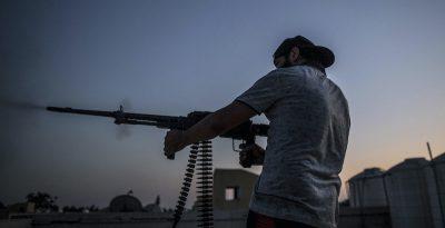 L'embargo sulle armi in Libia è una farsa