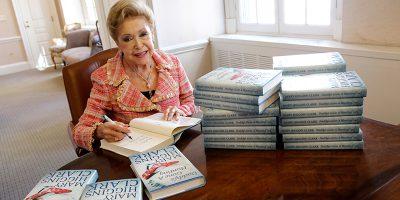 È morta a 92 anni la scrittrice statunitenseMary Higgins Clark