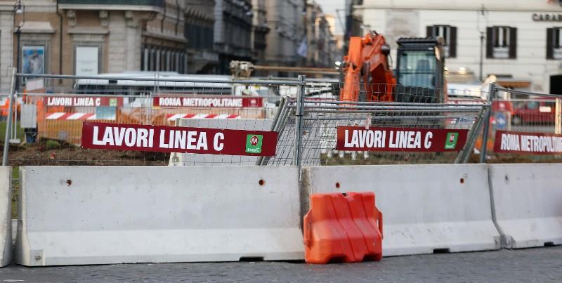 Qualcosa si muove per la metro C di Roma